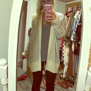 Urban Outfitters Chunky Knit Cardigan, Small